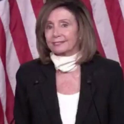 PELOSI: Americans Should Be Allowed to 'Vote By Mail' in 2020 Because It's a 'Personal Health Issue'
