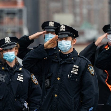 TOTAL CHAOS: NYPD Union Rips 'Cowards Who Run This City,' Says NYC 'Will Fall Apart Before Our Eyes'