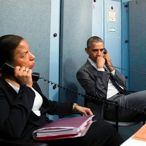 EMAIL'S OUT: Secret Email Susan Rice Sent on Inauguration Day Released; Mentions Obama, Flynn, Comey