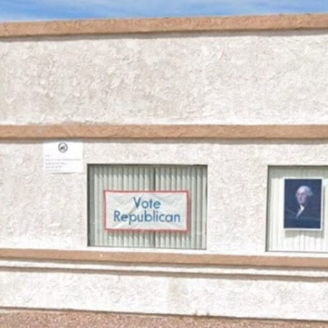 REPORT: Gunshot Fired into GOP Offices in Arizona During Local 'MAGA Meet Up' Event