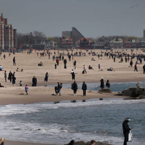 SURFS UP: New York, Connecticut, New Jersey to Open Beaches for Memorial Day Weekend