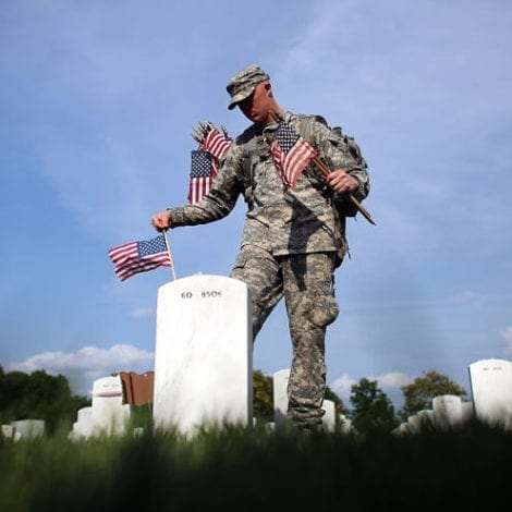 SAD STATISTIC: Poll Shows Less Than 50% of Americans Know 'True Meaning' of Memorial Day