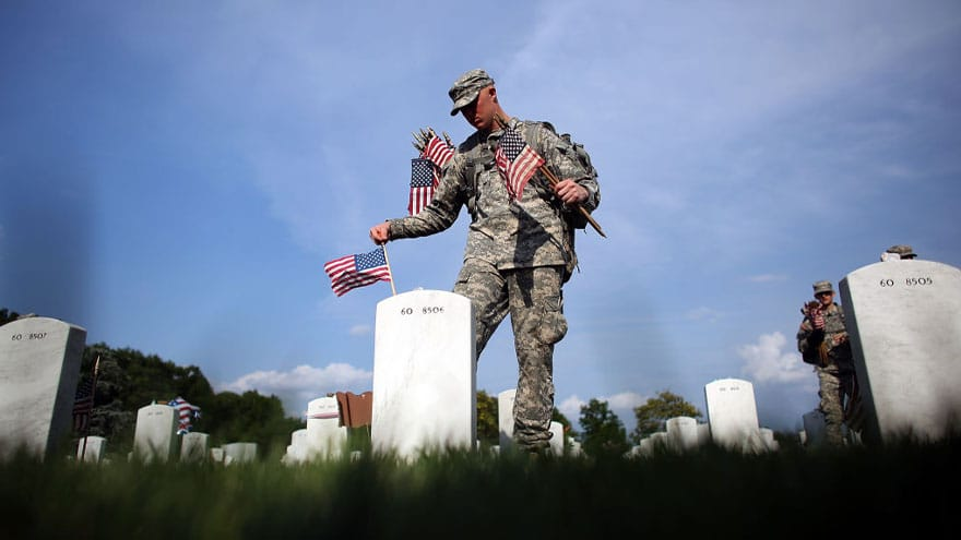 SAD STATISTIC: Poll Shows Less Than 50% of Americans Know 'True Meaning' of Memorial Day | Talk 650 KSTE | The Sean Hannity Show