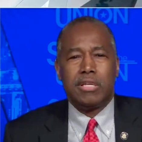 CARSON: 'You Want to Abolish Police Departments? Are You Kidding Me?'