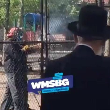 De BLASIO'S NYC: City 'Welds the Gates Shut' to Keep Kids Away from Playgrounds as Protests Rage