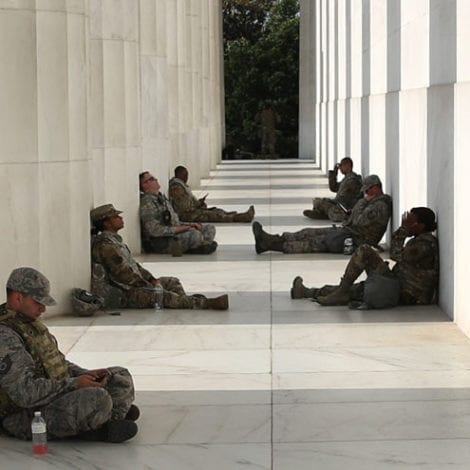 NOT WELCOME? Utah National Guard Booted from DC Hotel, Mayor Says There Was a 'Budget Issue'