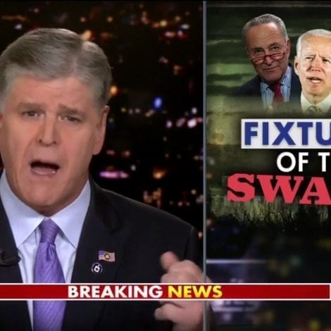 Fixtures of the Swamp - Sean Hannity