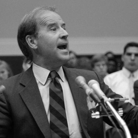 DISTURBING HISTORY: 1977 Quote Shows Biden Suggesting 'Integration' Could Create a 'Racial Jungle'