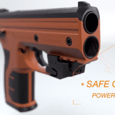 AS HEARD ON RADIO: Byrna Non-Lethal Self Defense