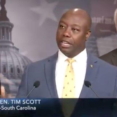 DEVELOPING: GOP Senators Reveal 'Justice Act' to 'Restore Broken Trust' Between Communities