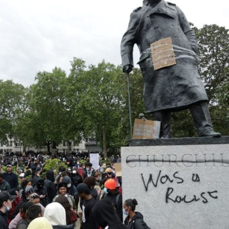 'UNDER REVIEW': London Mayor Sadiq Khan to Review 'All Monuments' to Ensure They 'Reflect Diversity'