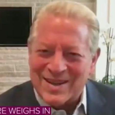 BRAIN FREEZE: Al Gore Laments that 'When the Economy Comes Back the Emissions Come Back'