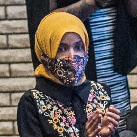 ILHAN OMAR: Minneapolis Police Department 'Beyond Reform, It's Time to Disband Them!'