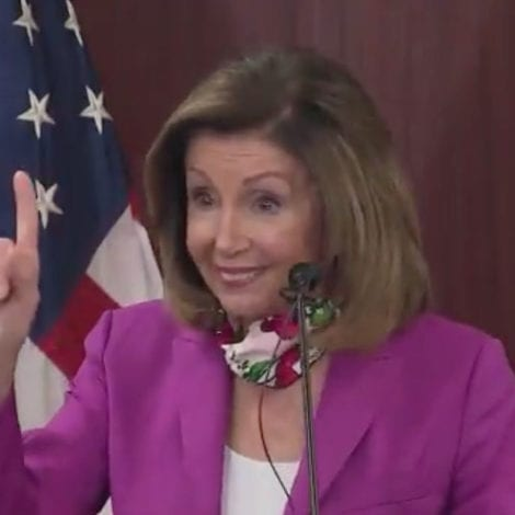 WHAT CONSTITUTION? Pelosi Says Lack of DC Statehood is 'Unjust, Unequal, Undemocratic, Unacceptable'