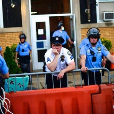 PHILLY SPIRALS: Philadelphia Council Approves $33 Million In CUTS to Police Department