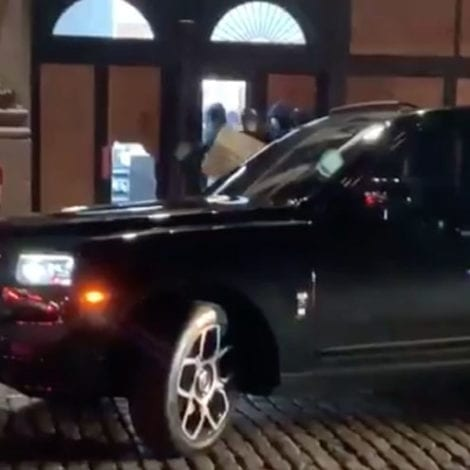 DE BLASIO'S NYC: Looters Smash Stores in Manhattan, Flee in $500,000 Rolls Royce Before Cops Arrive