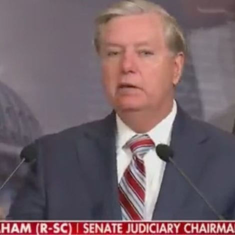 GRAHAM to DEMS: 'Where Were You for Eight Years of the Obama Administration?'