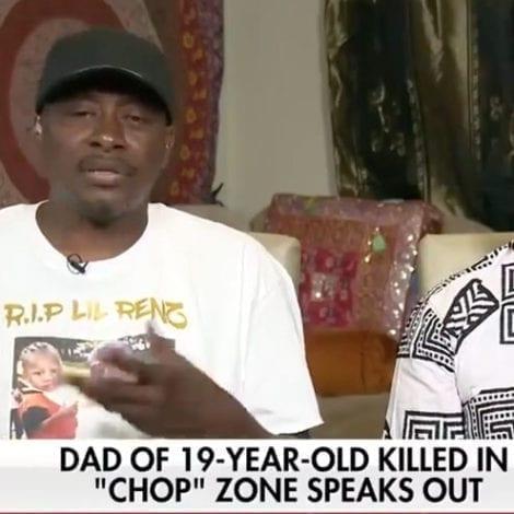 WATCH: Father of Teen Killed in Seattle's CHOP has Heartbreaking Plea to the Public