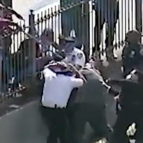 NIGHTMARE NYC: NYPD Chief of Department Attacked, Injured During Protest on the Brooklyn Bridge
