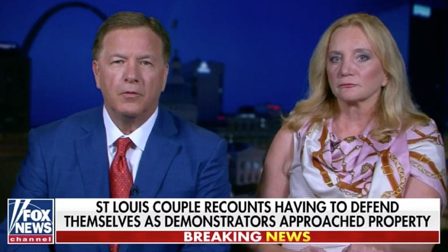 WATCH: St. Louis Home-Owners Recount Having to Defend Property with Firearms During Protests | Sean Hannity