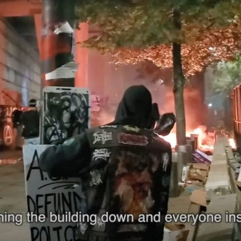 The Latest from Ami Horowitz: The Truth Behind the Portland 'Protests'