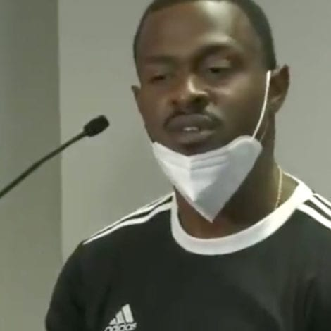 GRIEVING FATHER: 'They Say Black Lives Matter? You Killed Your Own, You Killed a Child'
