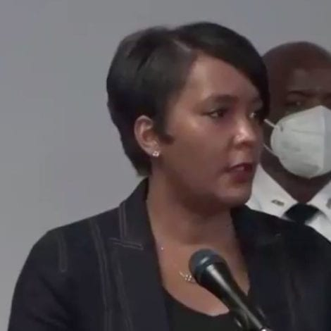 ATLANTA MAYOR on CHILD'S MURDER: 'You Can't Blame This on a Police Officer'
