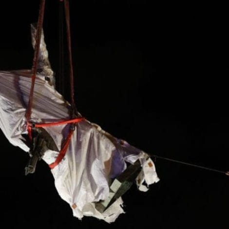 UNREAL: Chicago Murders Skyrocket, Mayor Responds by… Removing Historic Columbus Statue Overnight