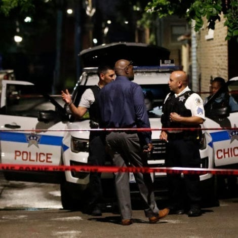 CHICAGO SPIRALS: 20 People Shot Monday, 2 Killed Hours After Funeral Home Shoot-Out