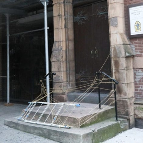 NY NIGHTMARE: NYC Church 'Barricades Front Doors' After Homeless Leave Human Waste, Needles, Blood