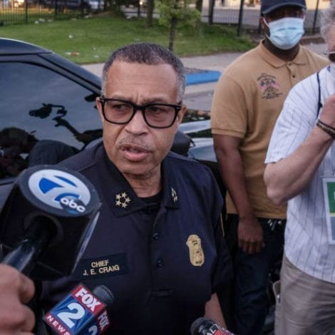 DETROIT POLICE CHIEF: Motor City Not Seeing Any Riots Because 'We Don't Retreat in Detroit'