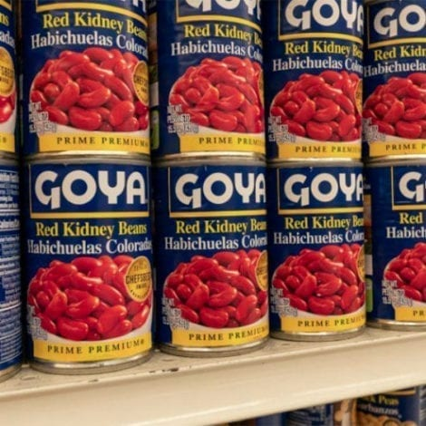 'BUYCOTT': Man Raises More than $100,000 to Buy, Donate Goya Food Products After Boycott Movement