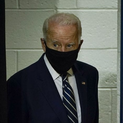 HIDIN' BIDEN: Biden Campaign Tells Chris Wallace He's 'Not Available' For Interviews at This Time