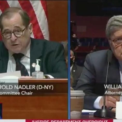 'JUST A MYTH!': Nadler Says Portland Rioters 'Aren't Mobs, They're Mothers, Veterans, Mayors!'