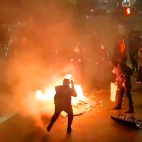 ANARCHY in PORTLAND: Mayor DECLINES Help from DHS to End 6 Weeks of Non-Stop Anti-Police Protests