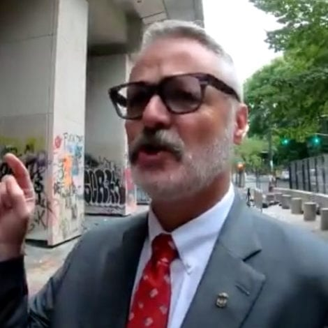 ABOUT TIME! US Attorney Shreds Reporters in Portland, Says Media Refusing to Report 'Criminal Activity'