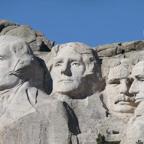 NY TIMES: Mount Rushmore Was 'Built on Lakota Tribe' Land By Man with 'Bonds with Ku Klux Klan'