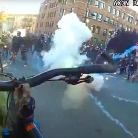 BODYCAM RELEASED: Seattle PD Releases Footage of Cops ATTACKED with Explosives, 59 Injured