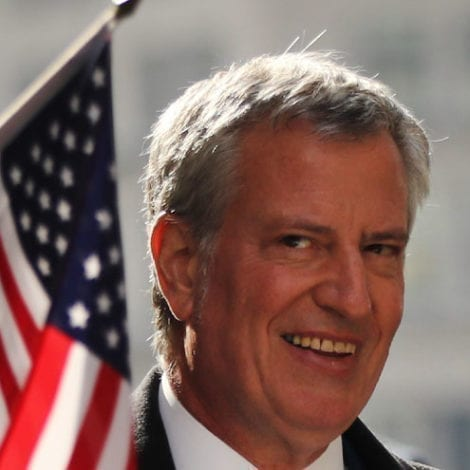 DON'T BLAME ME! De Blasio Claims 177%+ Shooting Spike a Result of CoVID, Unemployment, Feds!