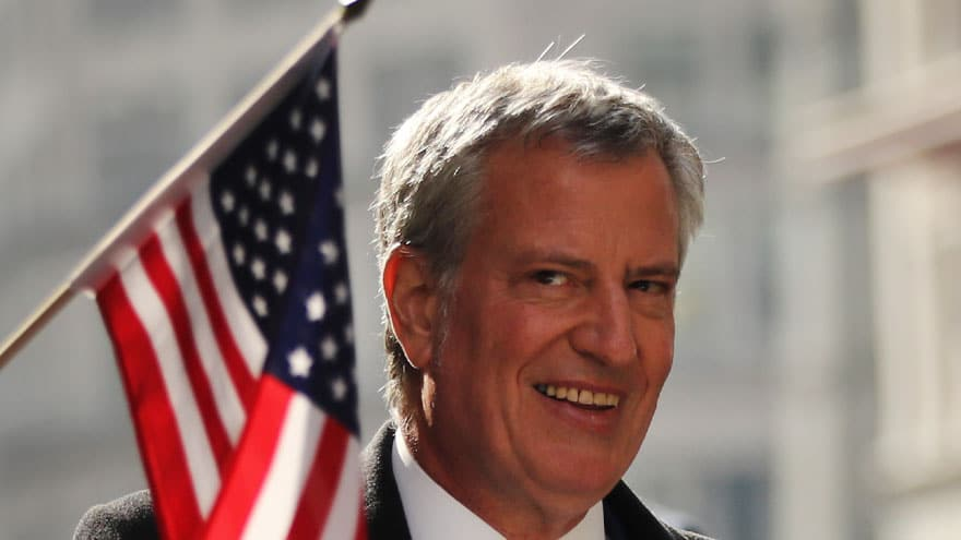 DE BLASIO STRIKES: NYC Moves to Cancel Contracts with Trump Organization After Capitol Riot   Sean Hannity
