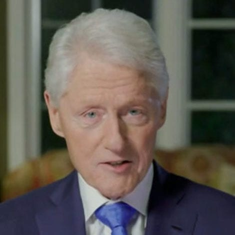 BACKLASH BILL: Clinton's DNC Appearance Sparks #MeToo Fallout, Questions Over Epstein Photos