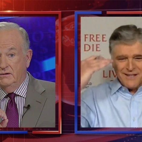 HANNITY on O'REILLY: Sean Discusses His Grandparents, Parents, Upbringing, and Success