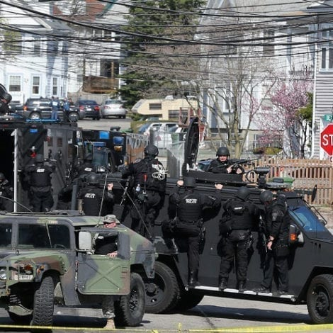 DEFUNDED in BOSTON: Elite SWAT Team that Captured Boston Marathon Bomber to Be Disbanded