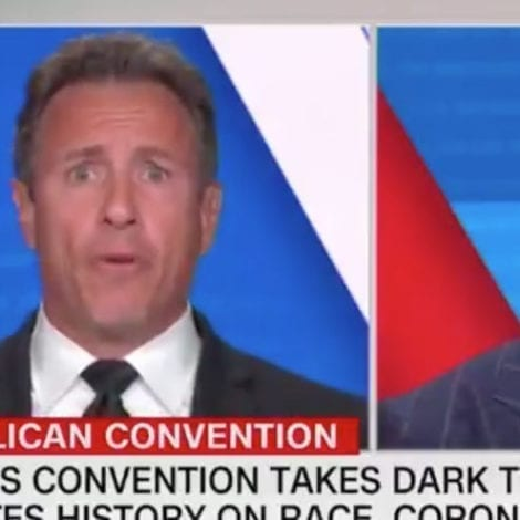 CNN'S ADMISSION: Lemon, Cuomo Say They Don't 'Fact-Check' DNC Because Dems Don't Lie Like Trump