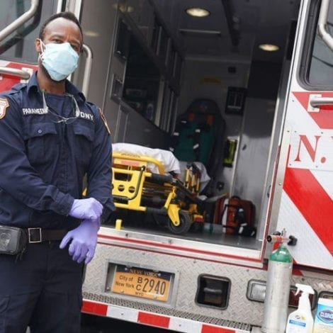 OFF THE RAILS: NYC Paramedics, First Responders Told De Blasio to 'Cut 400 Positions' from Agencies