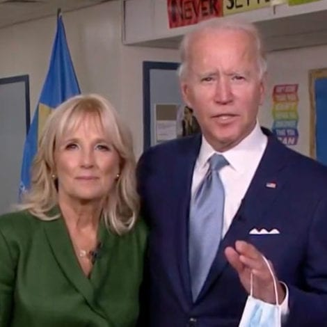 'RIDICULOUS!' Jill Biden Says Voters Don't Have the Right to Question Joe's 'Cognitive Decline'