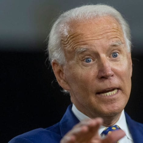 WHICH IS IT? One Month After Saying He's 'Constantly Tested' Biden Says 'I Haven't Taken a Test'