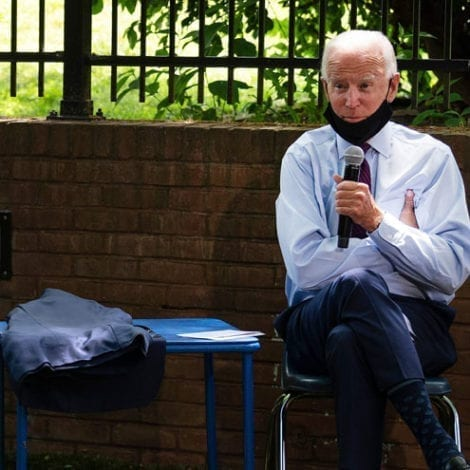 JOE STAYING HOME? New Report Says Biden WILL NOT Travel to Milwaukee for DNC Speech
