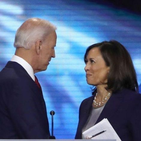 Joe Biden Picks Senator Kamala Harris as Running Mate