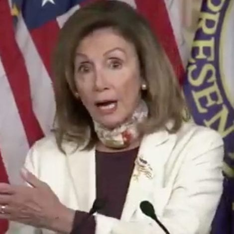 PELOSI PUZZLES: 'We Have on Authority, Documents, Virtual, Actual and Hybrid Education, Within Range!'